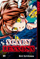 Scary Lessons Band 19