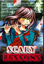 Scary Lessons Band 6